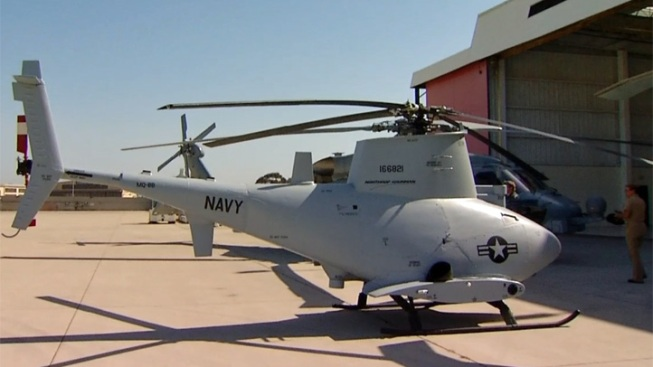 Navy Drone Squadron First of Its Kind