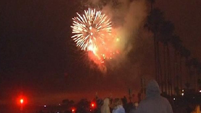Will 4th of July Fireworks Fly in La Jolla?