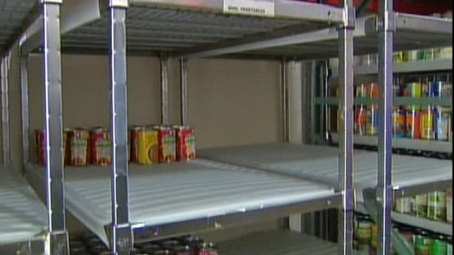 Food Bank Prepares for Holidays