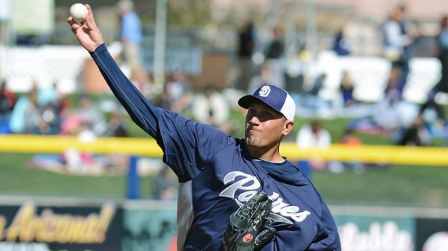 Need to Show I Can Still Pitch: Freddy Garcia
