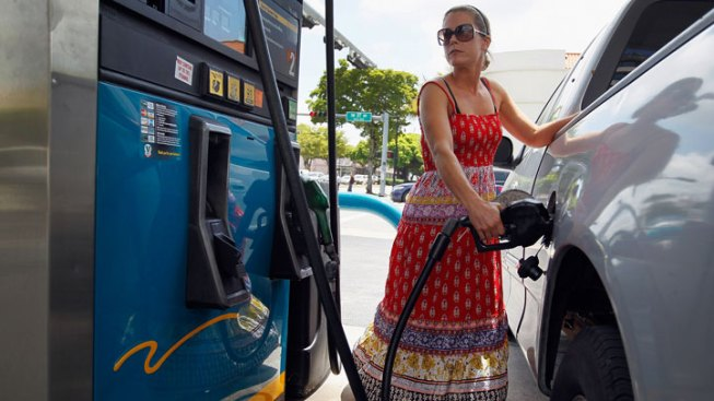 Gas Prices Surge, Average Nears 2012 Record High