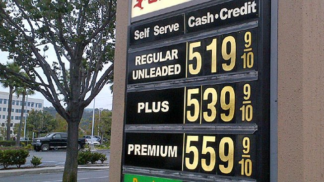 CA Gas Prices Hit New Record Monday