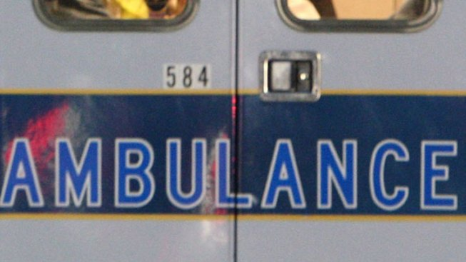 Man Hit by Freight Train
