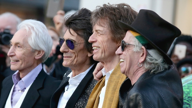 Rolling Stones Plan to Release New Album This Year