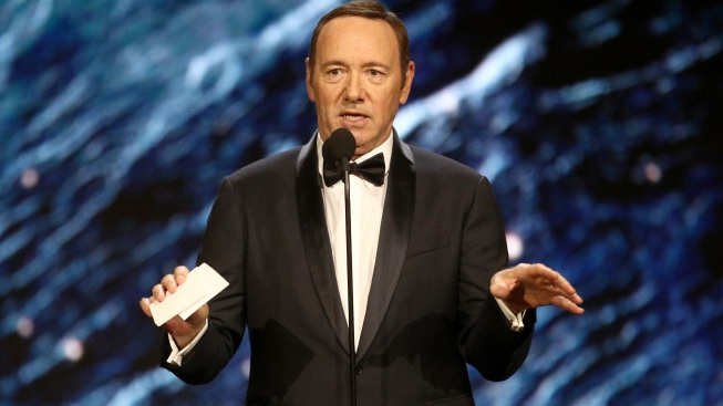 No Charges Filed Against Trio of Celebs Including Kevin Spacey in LA Cases