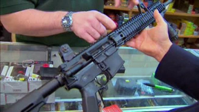 Calif. Lawmakers Sense Gun Control Opportunity