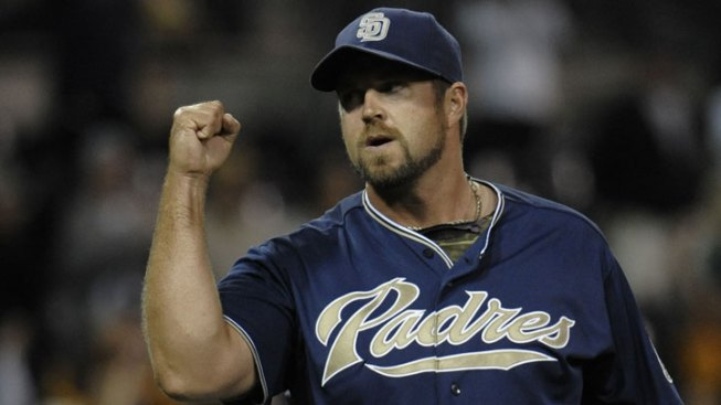 Heath Bell Remains With Padres