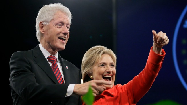 Clinton Sympathizes With Bush on Kimmel: 'Running for President is Really Hard'