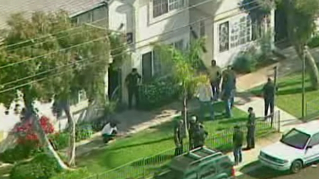 Suspects Armed with Knives Enter Linda Vista Home