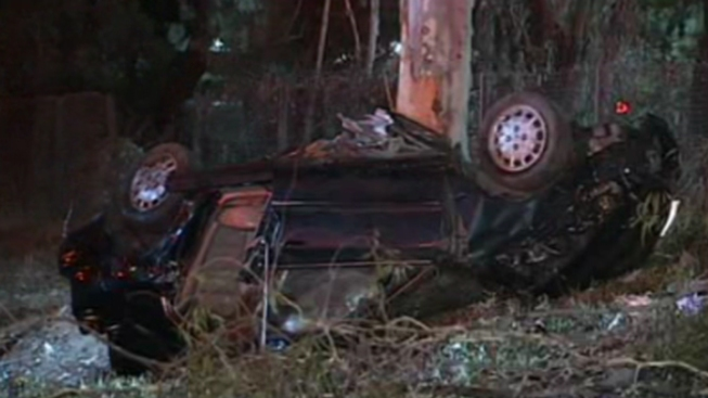 Driver Falls Asleep Behind Wheel, Dies in Crash