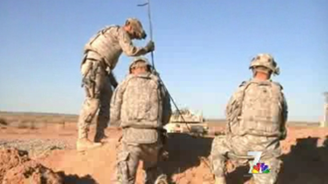New IED Detection Equipment Sent to Troops in Afghanistan