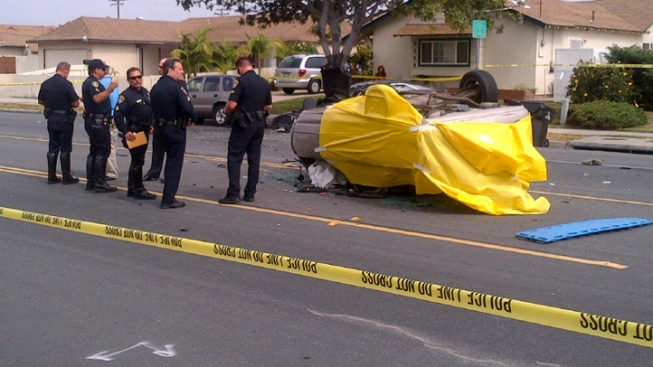 One Killed, Another Injured in Car Accident