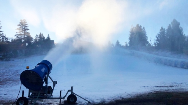 Hooray, It's Big Bear Snow Play's Opening Day