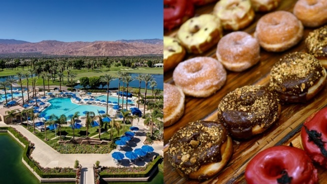 Desert Doughnuts: Holiday Weekend Fun