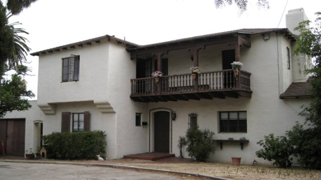 Historic Lemon Grove Home Up for Auction