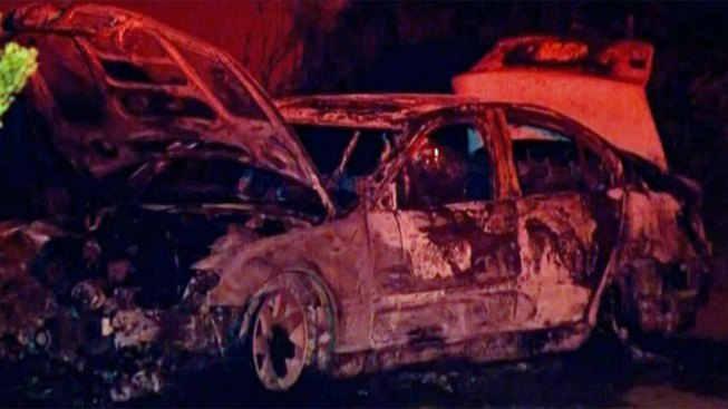 Body Found in Trunk of Burned-Out Car Identified