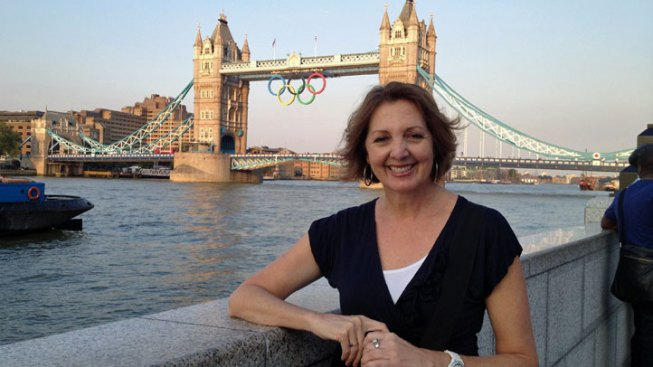 Jane Mitchell Reports from London