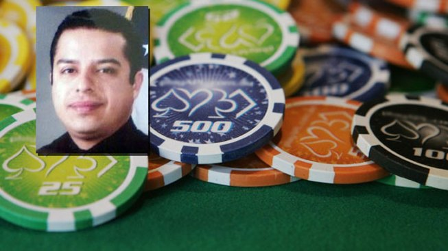 Gambling Officer Pleads Not Guilty