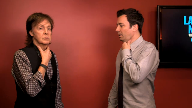 "Paul McCartney's ""New"" Approach"