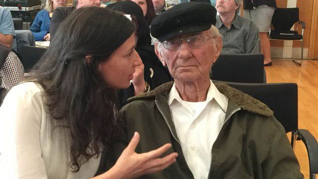 Auschwitz Survivor Denied Voice at Nazi Guard's Trial