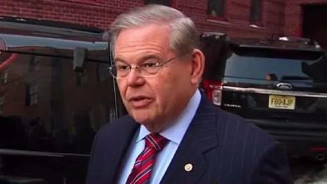 Federal Prosecutors Plan to Retry Sen. Menendez in Corruption Case