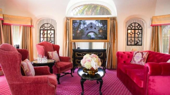 Stay in a Castle-Sweet Suite in Riverside