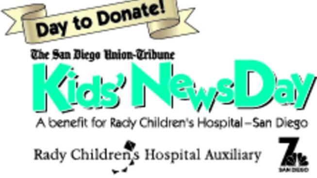 26th Annual UT Kids' NewsDay