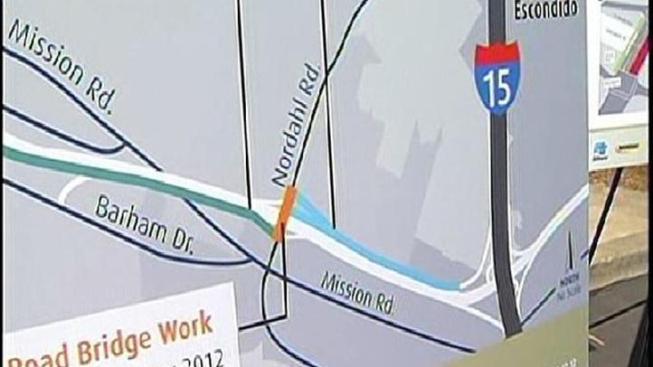 Bridge Construction to Ease SR 78 Traffic: Caltrans