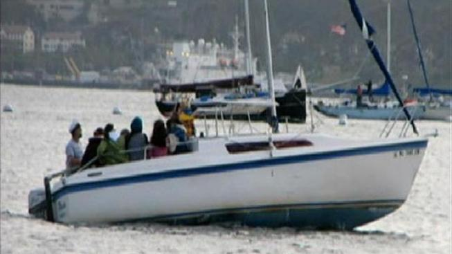 Sailboat Survivors Released from Hospital