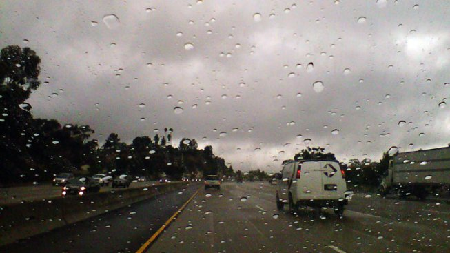Rain, Snow Arrive Early in SD