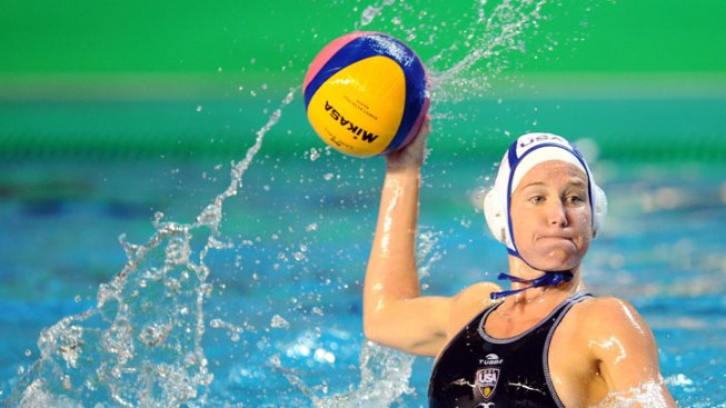 Olympic Profile: Kelly Rulon, U.S. Women's Water Polo