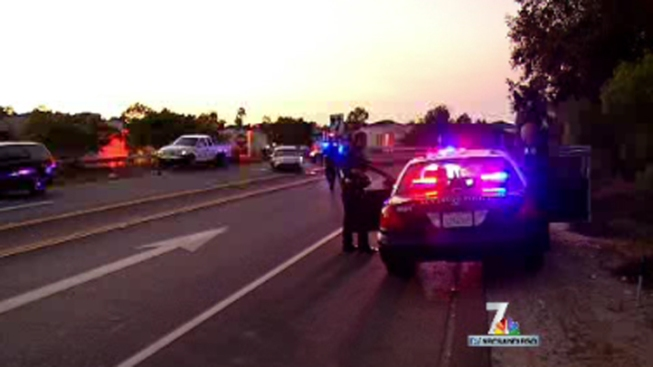 2 Injured After Police Pursuit Ends in Crash