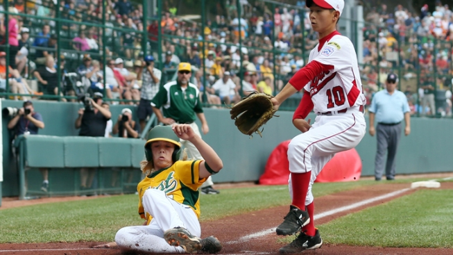 Eastlake Falls Short in LLWS Final, Still U.S. Champs