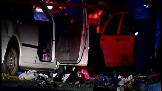 Pursuit Ends in Crash, Power Outage