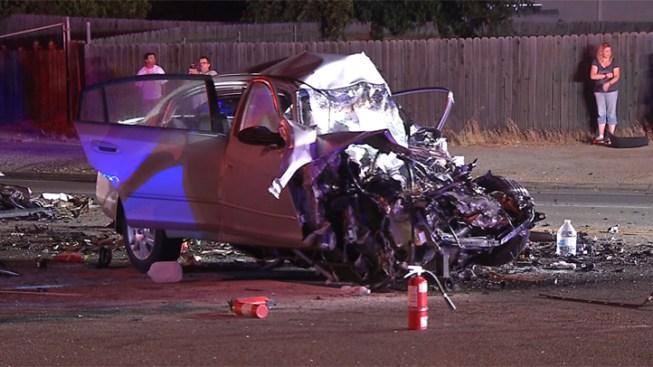 Man, 21, Killed in Lakeside Crash