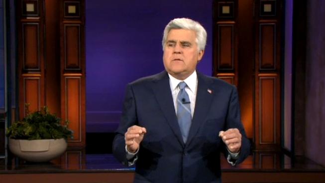 "Leno, Fallon Joke About Big ""Tonight Show"" Change"