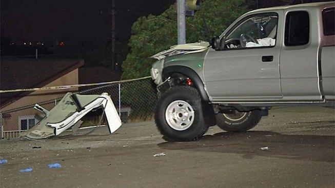 Driver Arrested After Deadly Crash in Linda Vista