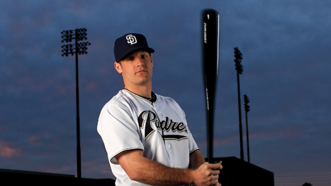 For Call-Up, Padres' Forsythe Was Called Back