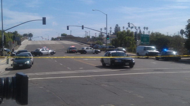 Officer Shoots Suspect in Logan Heights