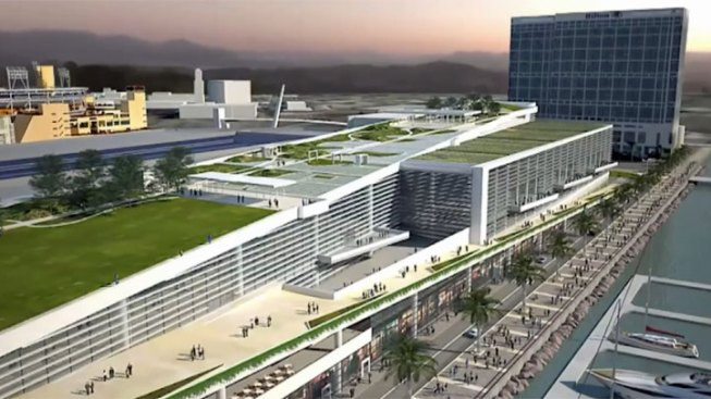 Convention Center Expansion Plan Is Unconstitutional: Judges