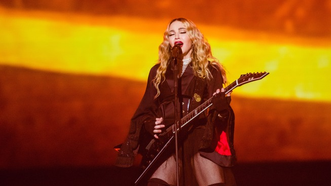 Madonna Honors Paris Attacks Victims During Concert in Sweden