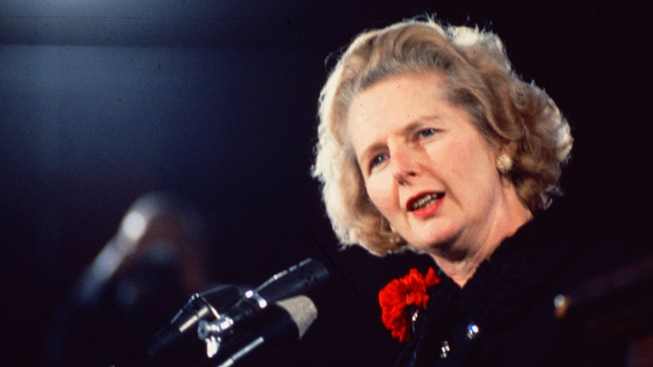 Thatcher Biography Due Out After Funeral