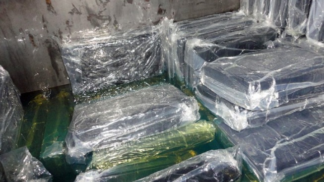 1,000 Pounds of Marijuana Found on Bus