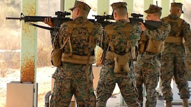 Marines Issue Survey on Women's Role in Combat