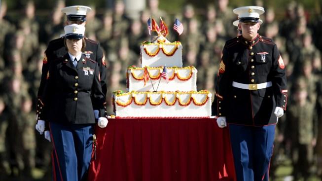 Camp Pendleton Celebrates Marine Corps' 237th Birthday
