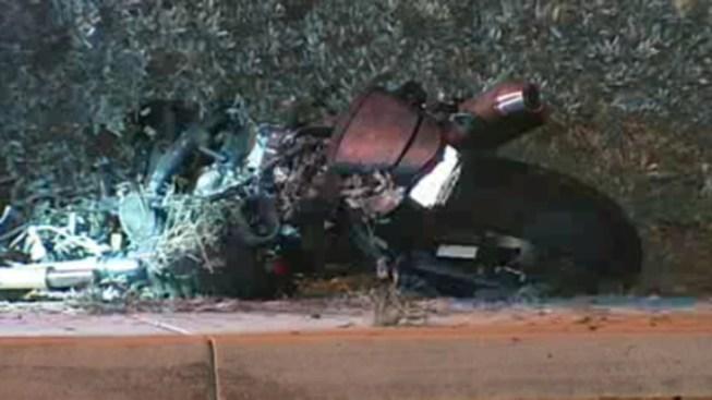 Camp Pendleton Marine Killed in Motorcycle Crash