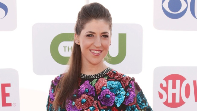 Mayim Bialik Rushed to Hospital With Lacerated Hand After Car Accident