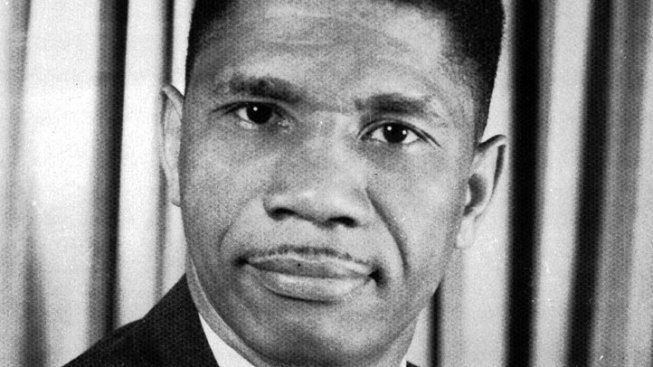 Medgar Evers' Widow to Christen Ship