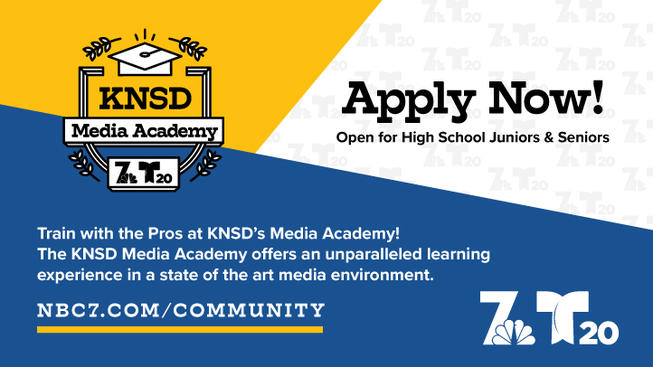 KNSD Media Academy 2018