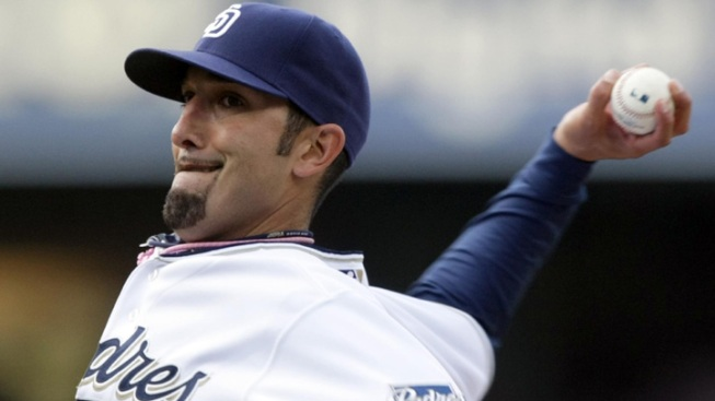 Padres' Adams: Injury Saved My Career